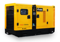 Дизельный генератор PCA PCD-55кВА
