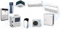 Промышленное климатическое оборудование MDV.CLINT.GENERAL