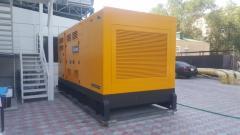 Дизельный генератор PCA POWER PSD-1000kVA
