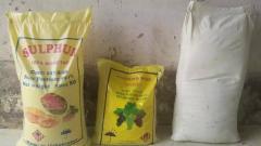 Feed sulfur