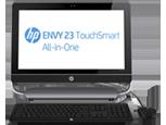 Серия универсальных настольных ПК HP ENVY 23-d000