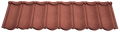 Черепица композитная в Кыргызстане