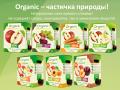 Сок натуральный прямого отжима Organic, 3л уп, bag in box