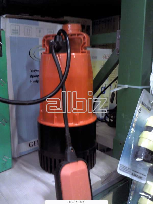 Заказать Подбор, установка и сервисное обслуживание насосного оборудования