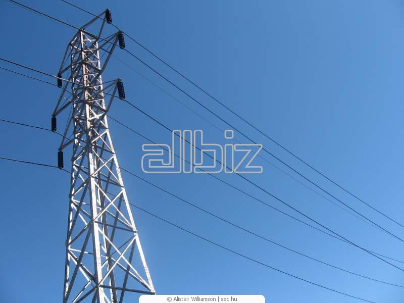 Заказать Перераспределение электроэнергии