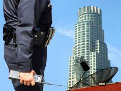 Услуги охранных предприятий