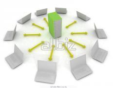 Разработка, установка, обслуживание  корпоративных вычислительных сетей