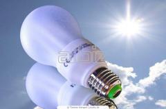 Внедрение   альтернативных источников энергии