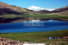 Туристические поездки по Кыргызстану