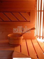 Услуги общественной бани