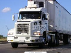 Рефрижераторные автомобильные перевозки