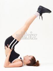 Занятия фитнес йога