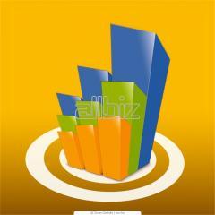 Проведение анализа и исследований предприятий и рынков