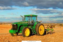 Сервисное и гарантийное обслуживание сельхозтехники