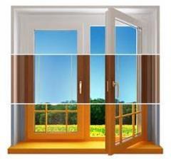 Окна, двери, витражи - ремонт