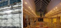 Ремонт и перепрофилирование общественных и частных зданий