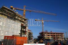 Услуги по строительству зданий