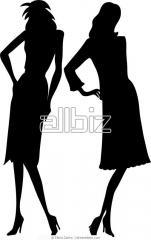 Организация показов одежды