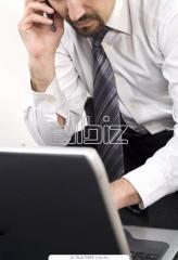 Налоговые и бухгалтерские консультации