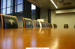 Подготовка презентационных материалов, представительство на выставках, инвестиционных форумах