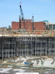 Перестройка зданий