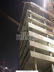 Строительство высококлассных зданий