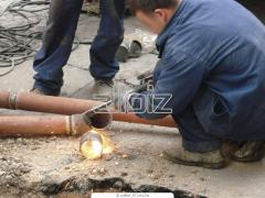 Строительство системы водоснабжения и водоотведения