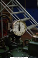 Работы по ремонту и строительству всех типов промышленных  котлов
