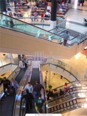 Услуги торгового центра