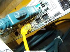 Строительство  телекоммуникационных систем