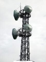Монтаж телекоммуникационных систем
