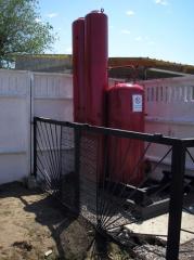 Призводство биогаза