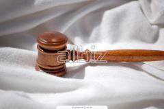 Представительство интересов в судах