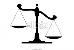 Представление интересов при рассмотрении споров в судах