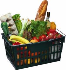 Доставка продуктов питания
