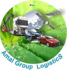 Транспортные услуги (грузоперевозки)