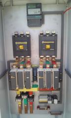 Сборка щитов, изготовление низковольтных - комплектных устройств: вводно–распределительных устройств (ВРУ), комплексов автоматического ввода резерва (АВР), шкафов учета, шкафов освещения, квартирных щитков и т. д.