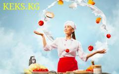 Кулинарные курсы в Бишкеке(мастер классы)