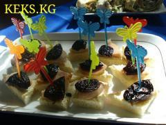 Кофе-брейки в Бишкеке,организация и сопровождение мероприятий...