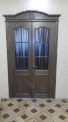 Изготовление лесниц,дверей, мебели из дерева